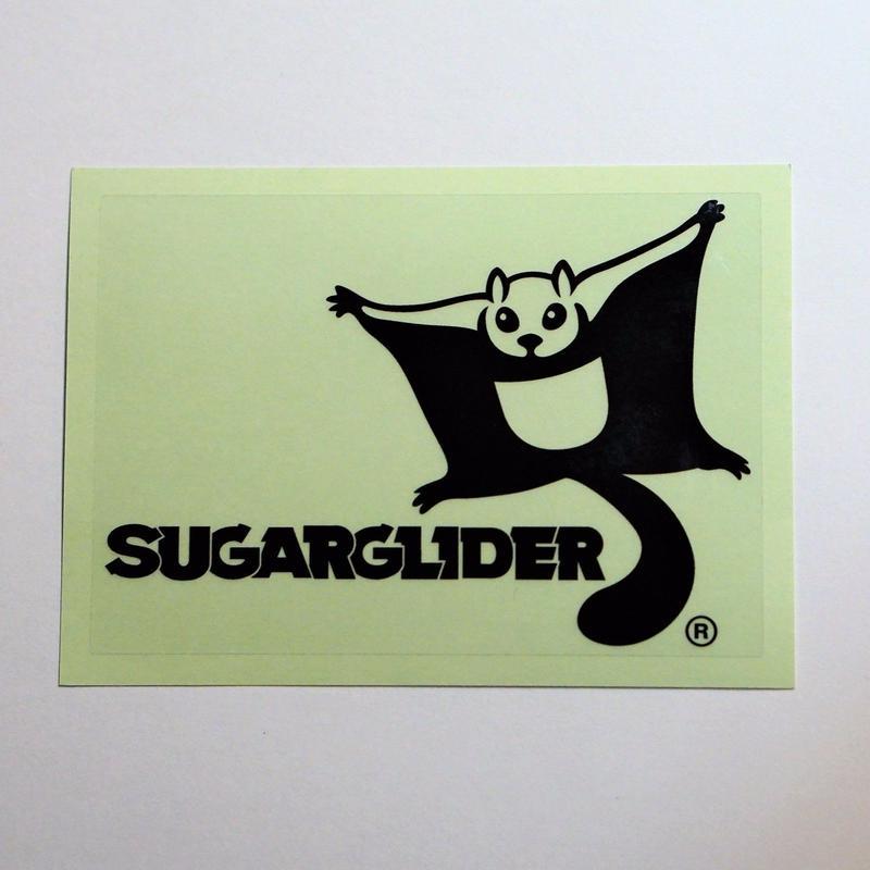 SUGARGLIDER ステッカー(大)