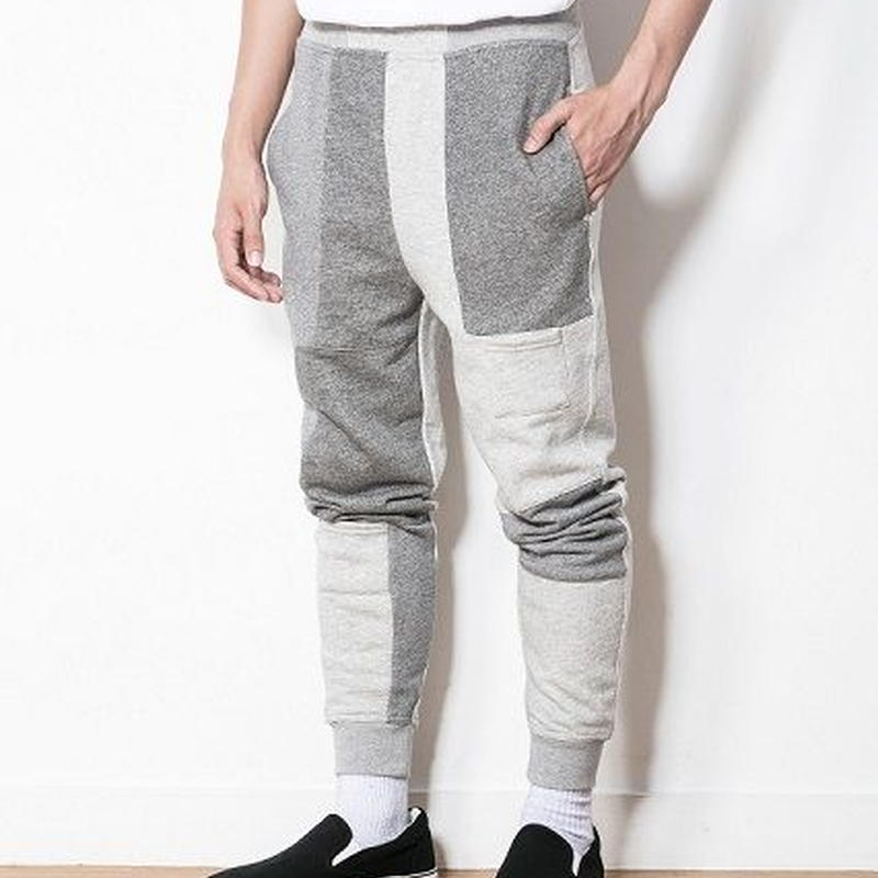 SUGARGLIDER Crazy Sweat Pants [GRAY CZ]