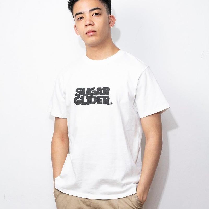 SUGARGLIDER LOGO T 2G [WHITE]