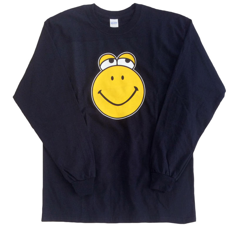 Smiley Frog Long-Sleeve T-Shirt