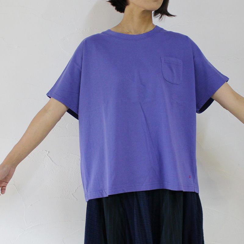 Brocante ブロカント グランTシャツ ♯ホワイト、ブラスト