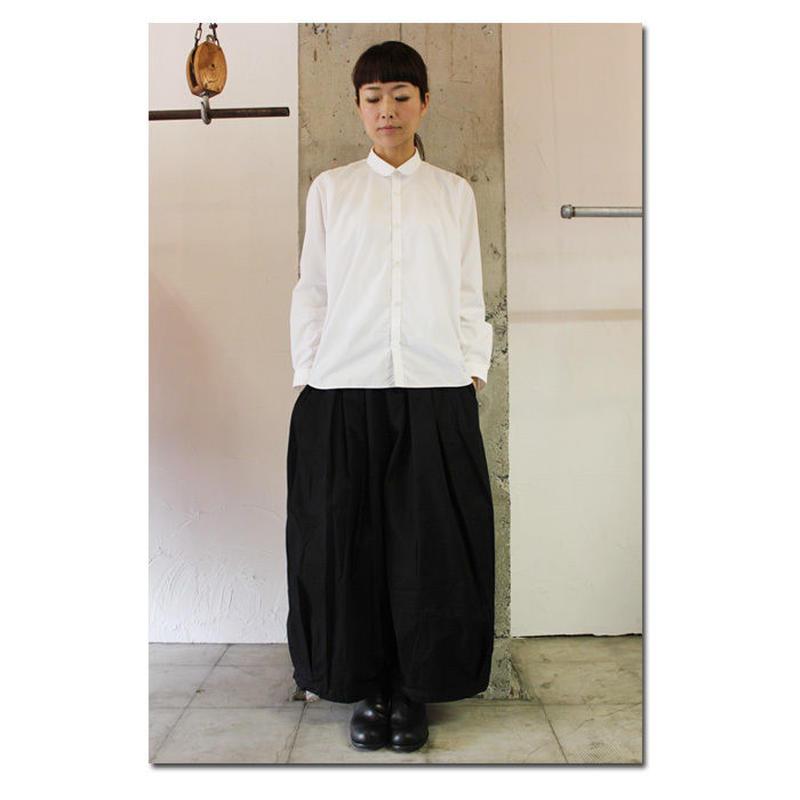 susuri ススリ サージョンシャツ #ホワイト 【送料無料】