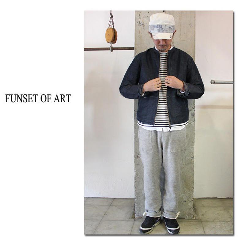 FUNSET OF ART ファンセットオブアート フィラメントシャンブレーライダース #インディゴ 【送料無料】