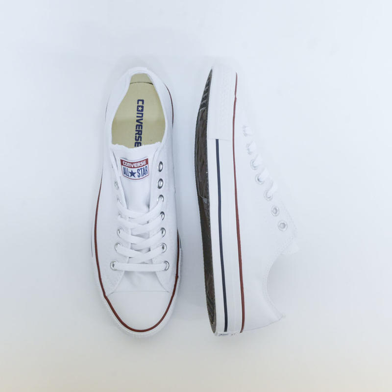 CONVERSE ALLSTAR OX OPTIC WHITE