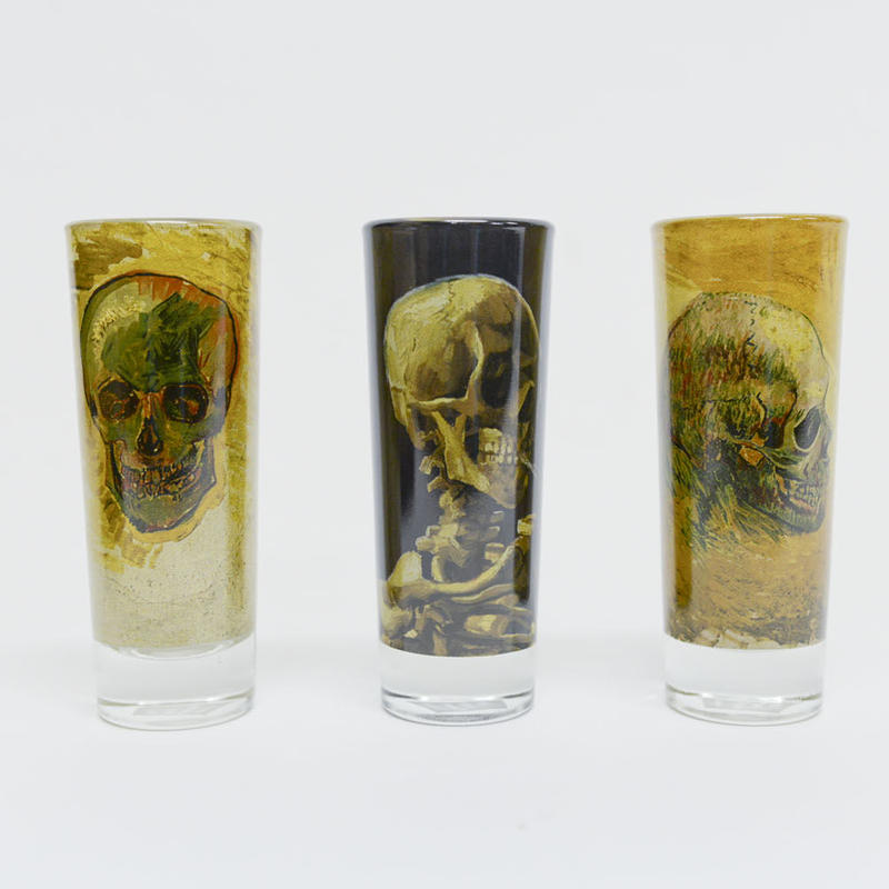 Van Gogh shotグラス3本セット