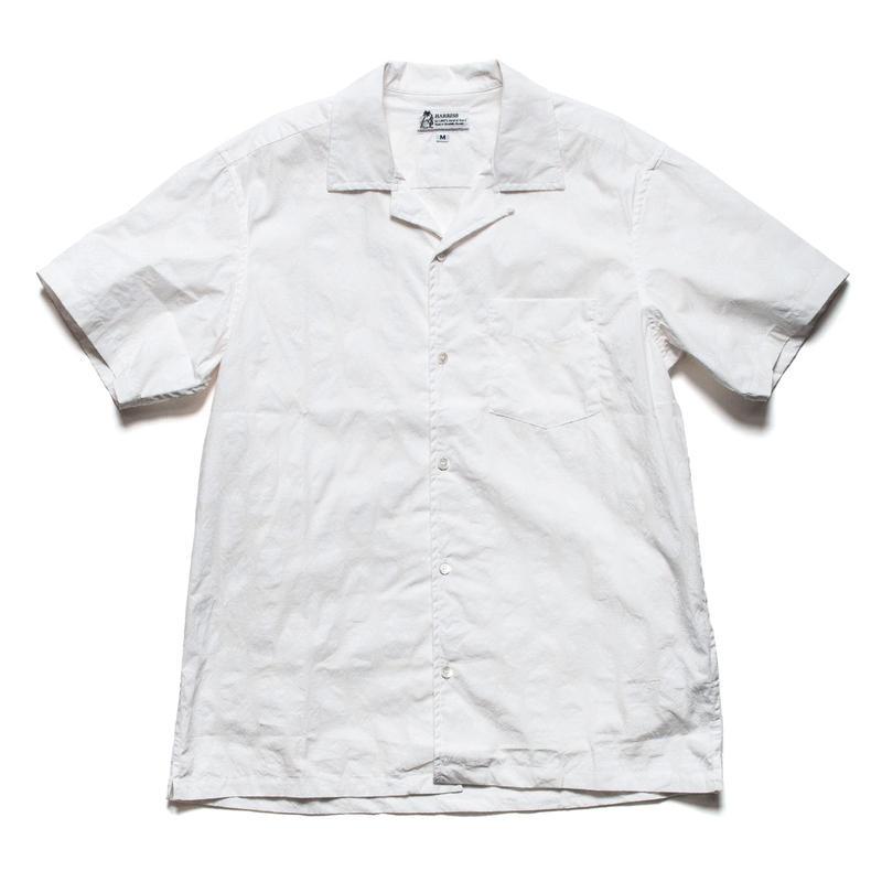 Men's Aloha Shirts - Pineapple White