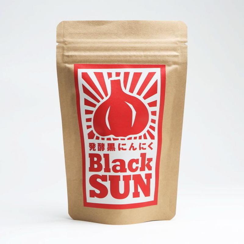 BlackSUN 発酵黒にんにく(送料・着払い)