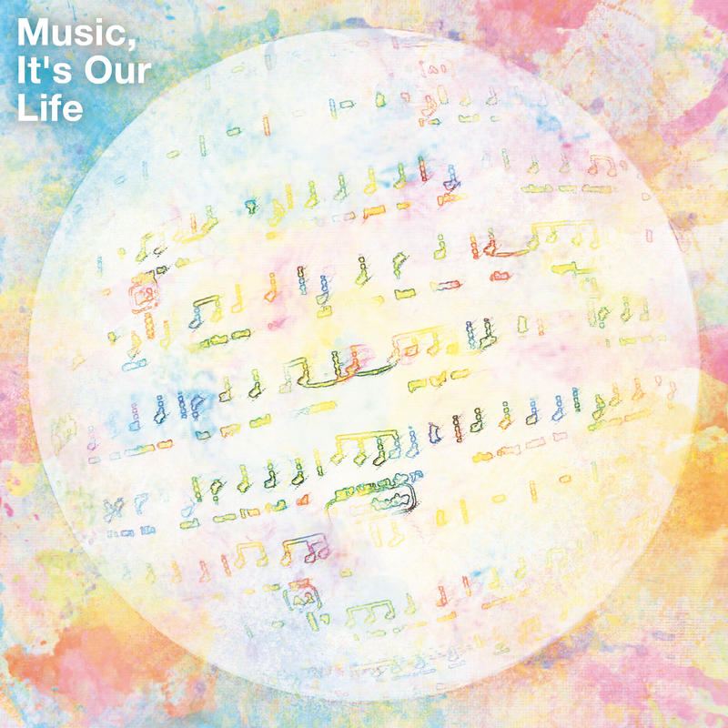 "Cebu Music Project with Yurina Maeda ""Music, It's Our Life"" - band ver.(Hi-Res 