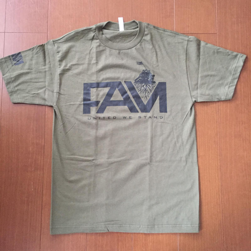 "FAM HAWAII ""UNITED WE STAND"" Tee"