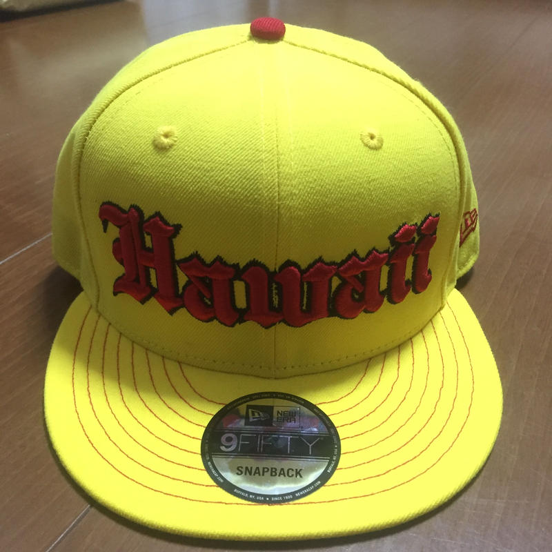"808ALLDAY ""OG HAWAII ALI'I"" Hat"
