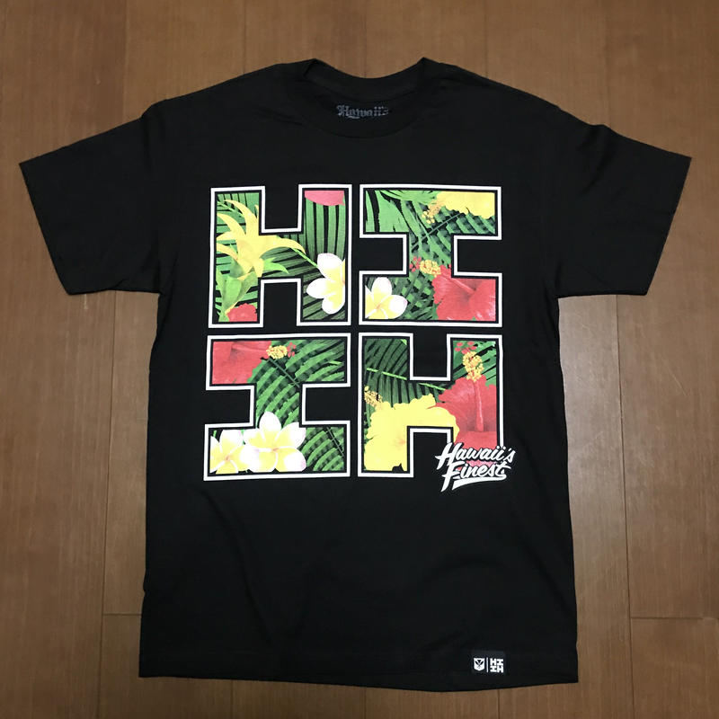 2019 MALAKI LINE【HAWAII'S FINEST】TROPICAL BLACK