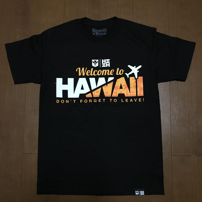 2019 MALAKI LINE【HAWAII'S FINEST】WELCOME TO HI ORANGE