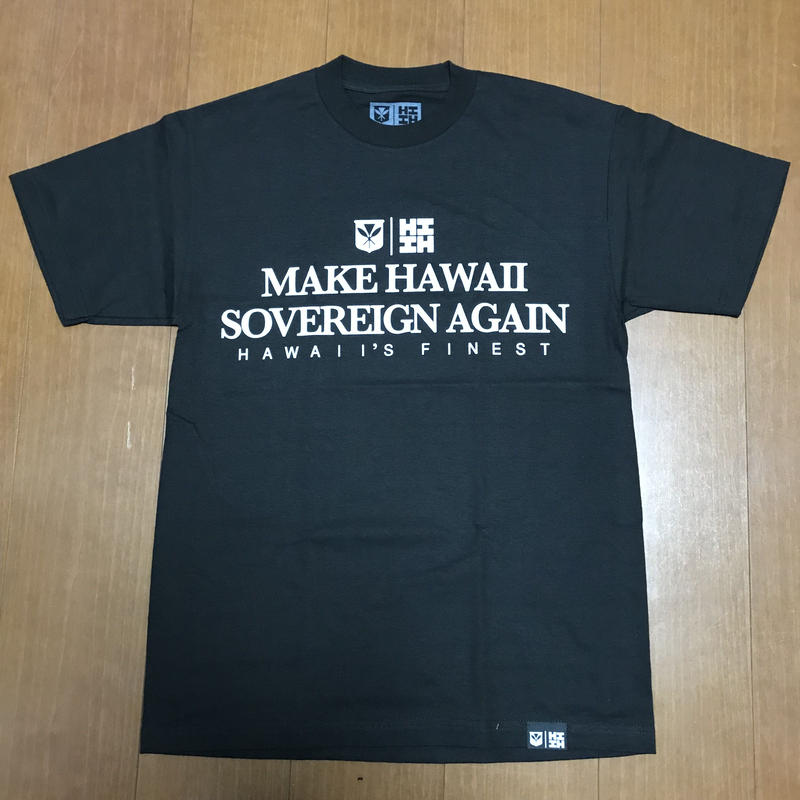 2019 PEPELUALI LINE【HAWAII'S FINEST】MAKE HI TEE002