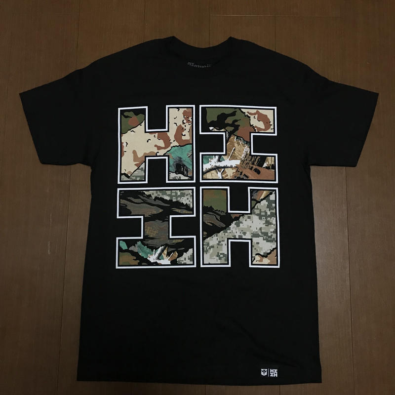 2019 MALAKI LINE【HAWAII'S FINEST】CAMO COLLAGE BLACK