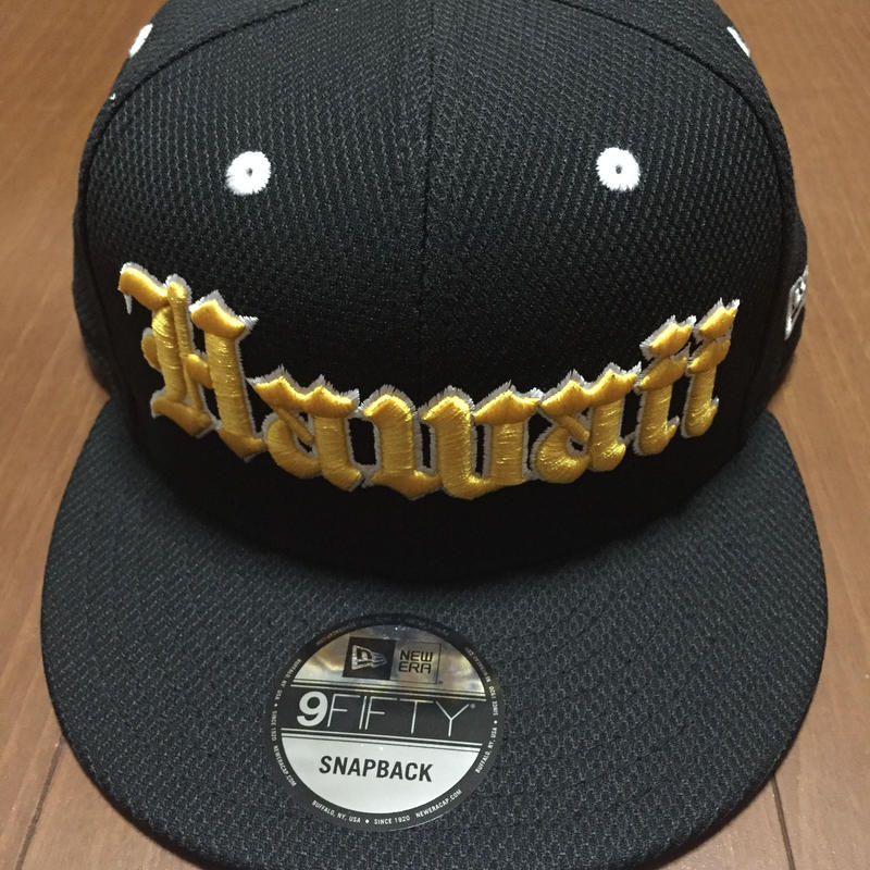 "808ALLDAY ""HAWAII STACK"" HAT"