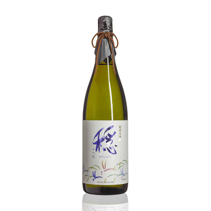 穏 純米大吟醸 1.8L (化粧箱入)