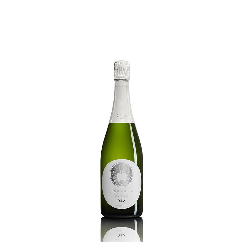 穏  スパークリング 720ml(有機酒)