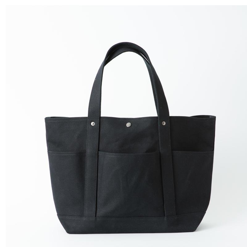 育休プチ5周年記念価格5555円引き・布製バッグ <黒>