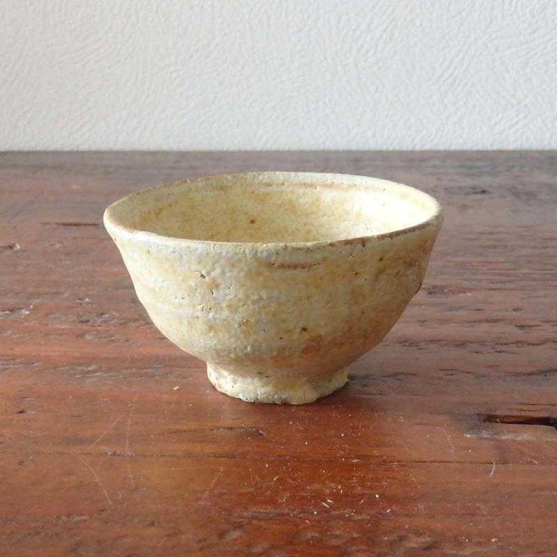 隆香窯 小鉢 イエロー