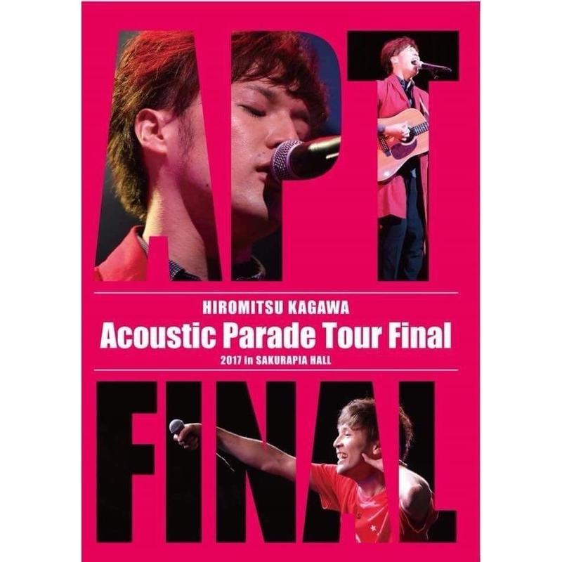 香川裕光LIVE DVD 「APT  FINAL」