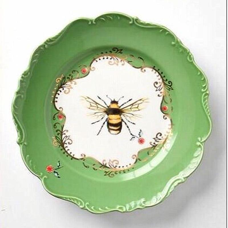 蜂 ディナープレート