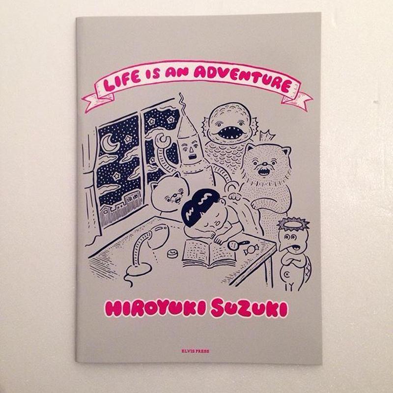 鈴木裕之|LIFE IS AN ADVENTURE