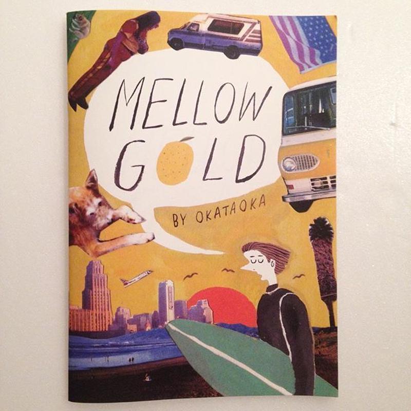 オカタオカ|MELLOW GOLD
