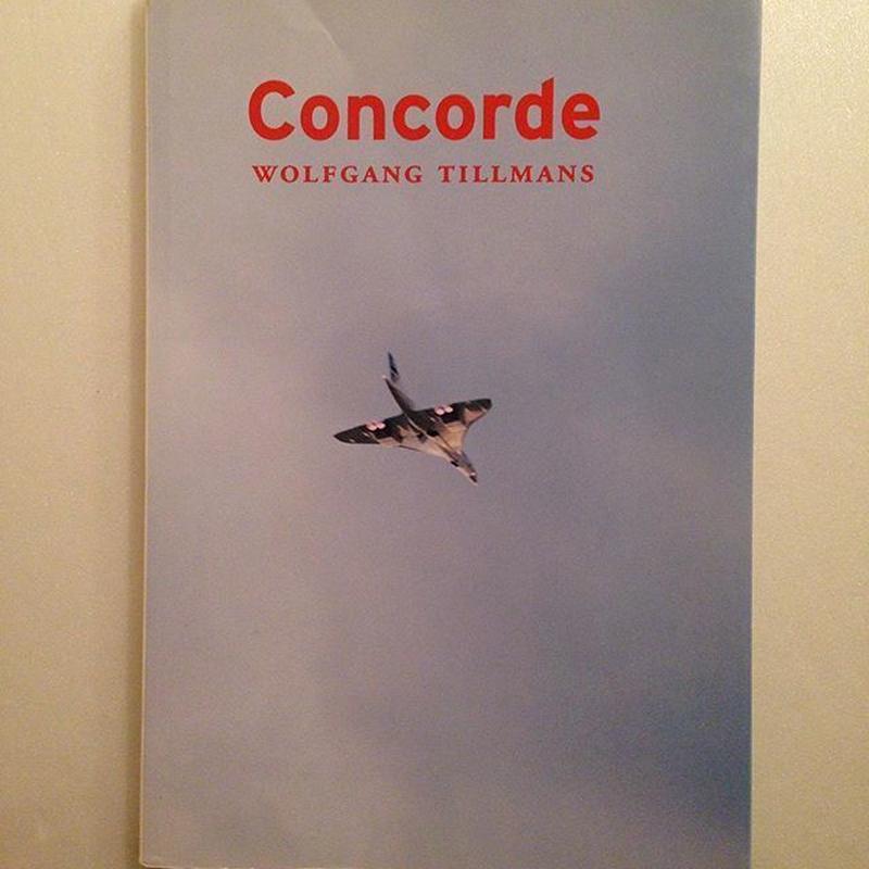WOLFGANG TILLMANS|Concorde