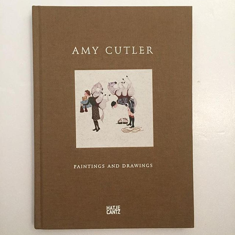 AMY CUTLER  PAINTINGS AND DRAWINGS