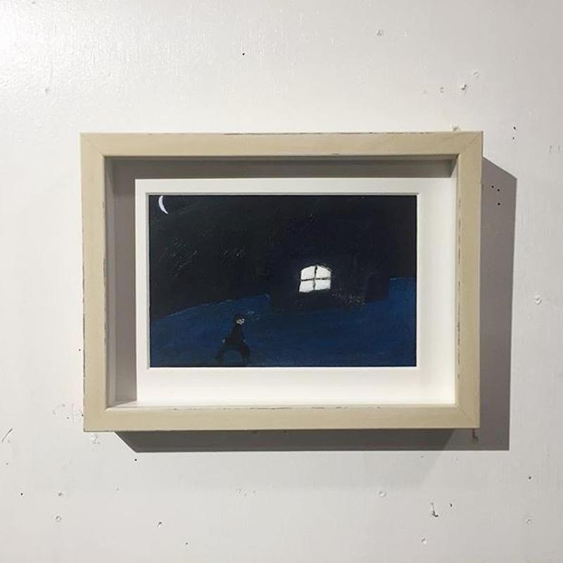 山口法子|窓の明かり(作品)