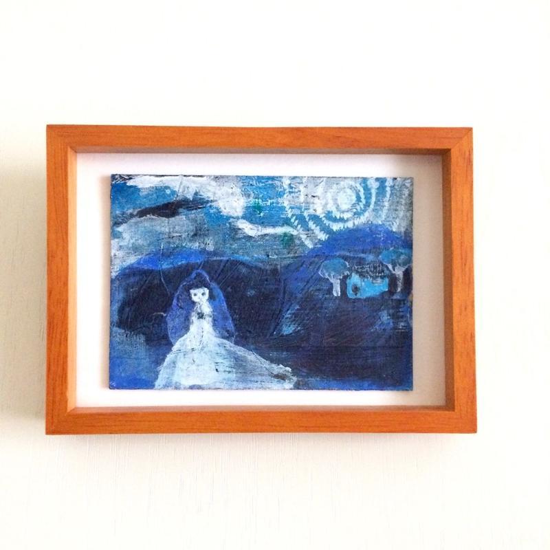 山口法子|ある晴れた青い日(作品)