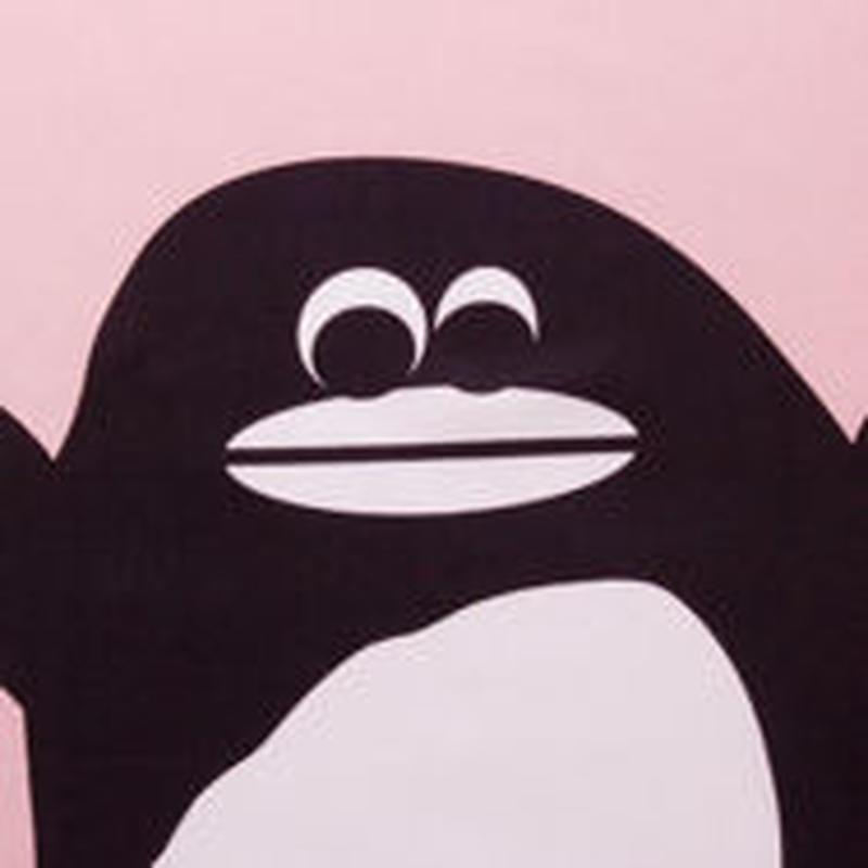 平山昌尚(HIMAA)|ペンギン(ハンカチ)