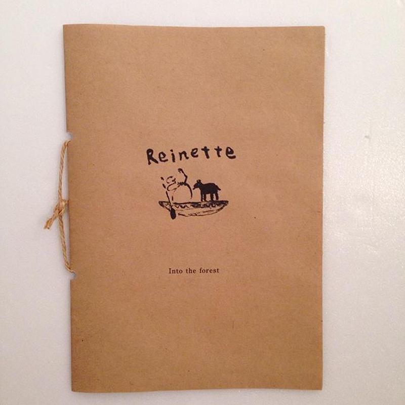 網代幸介|Reinette<into the forest>
