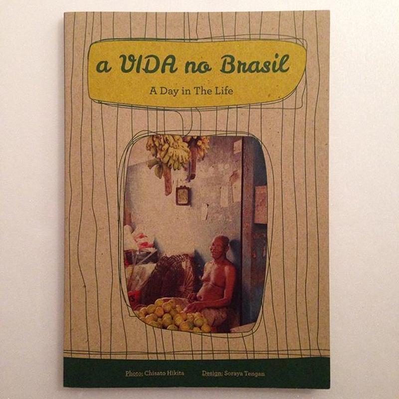 Chisato Hikita a VIDA no Brasil