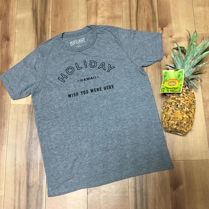 ハワイ HOLIDAY /ホリデー Tシャツ