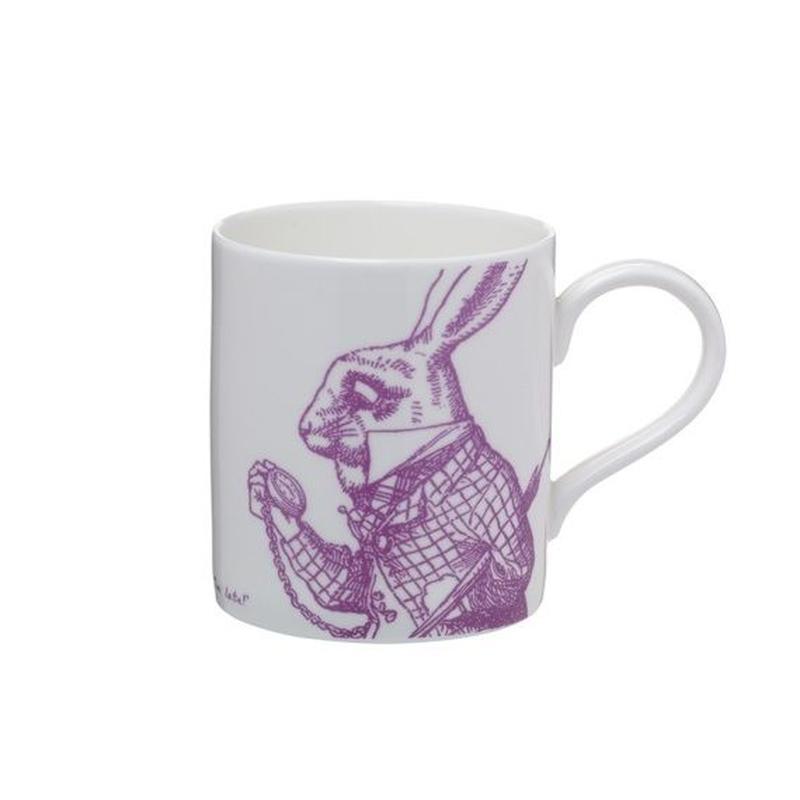 Alice in Wanderland Rabbit Mug