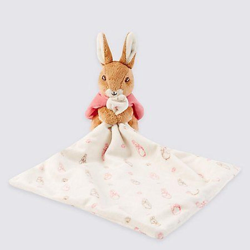 Peter Rabbit™ Flopsy Comforter
