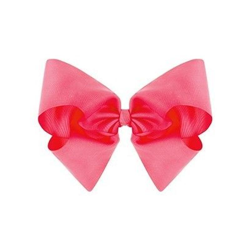 Big Ribbon Clip Pink
