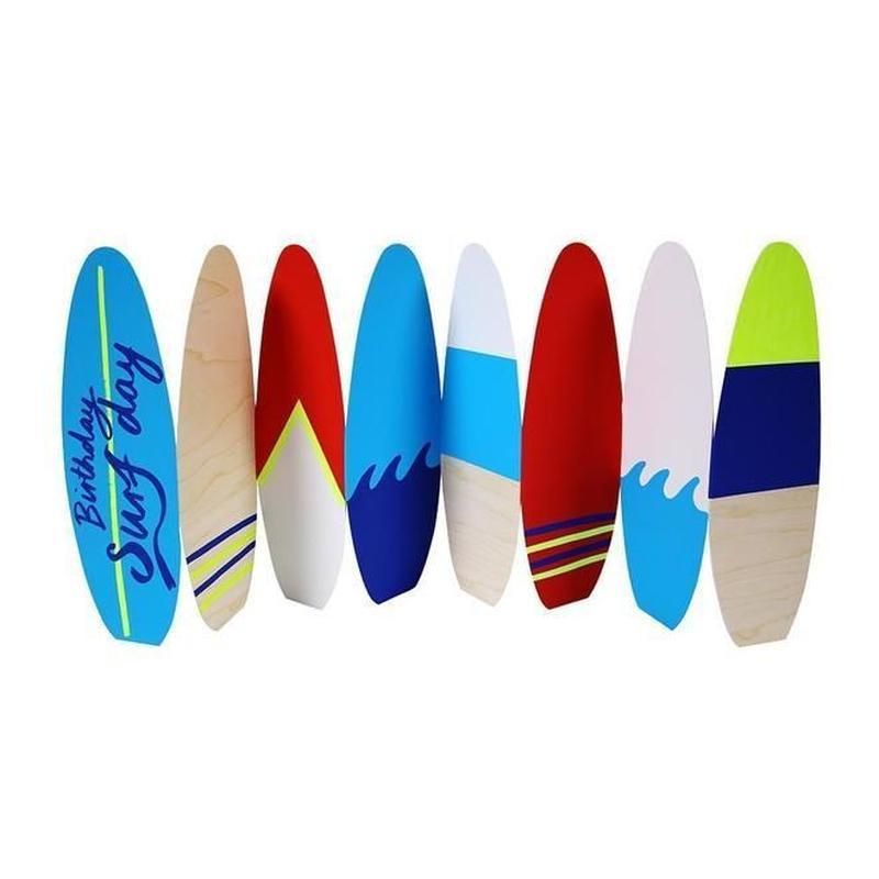 Birthday Surfday Card
