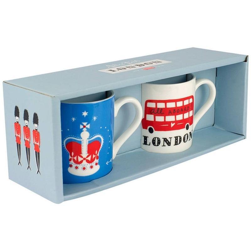 Alice Tait London Espresso Set