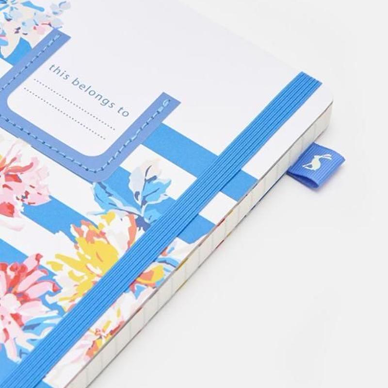 A5 hardback notebook Flower