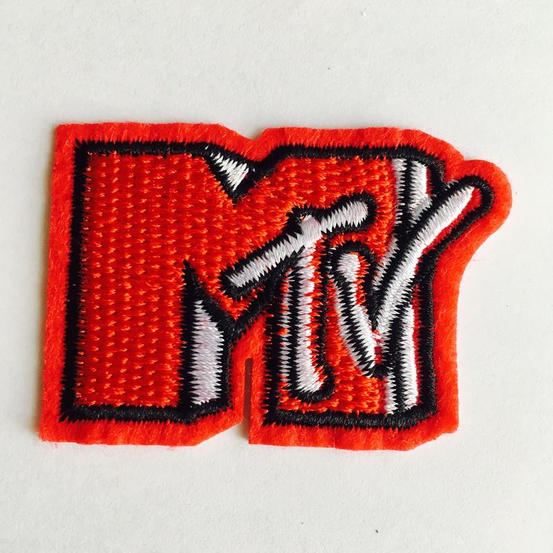 ワッペン Mtv