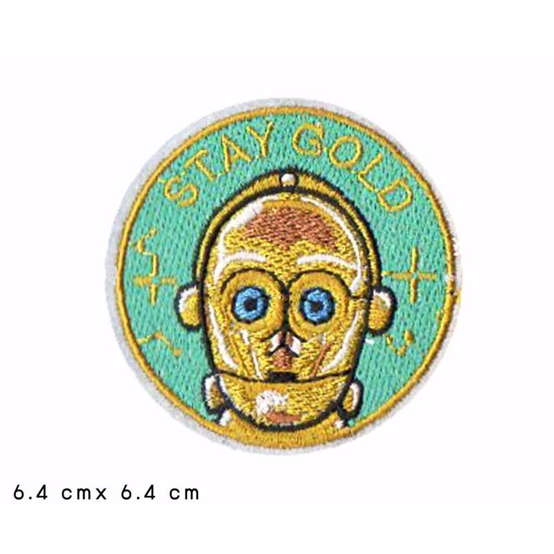 stay gold - C3PO from starwars