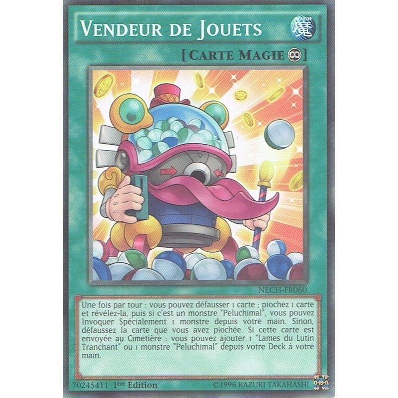 フランス語版 NECH-FR060 Toy Vendor トイポット (ノーマル) 1st Edition