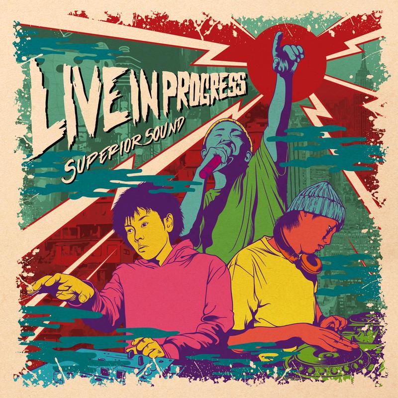 LIVE IN PROGRESS