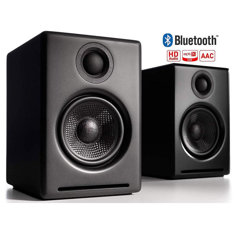 Audioengine・A2+ ワイヤレス・パワードスピーカー
