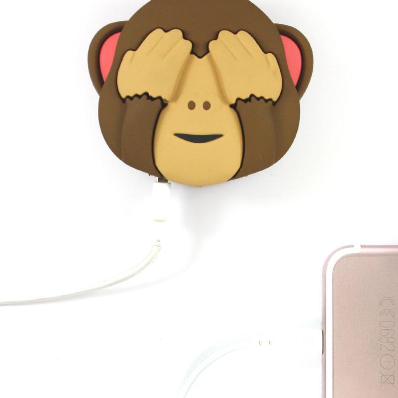 MOJIPOWER モンキー2・モバイルバッテリー