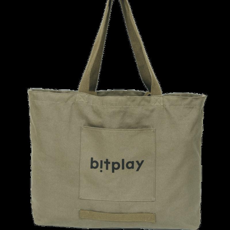 bitplay ラージトートバッグ