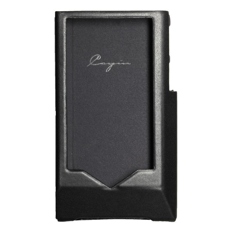 Cayin Leather Protective case for N8/N8 Brass Black