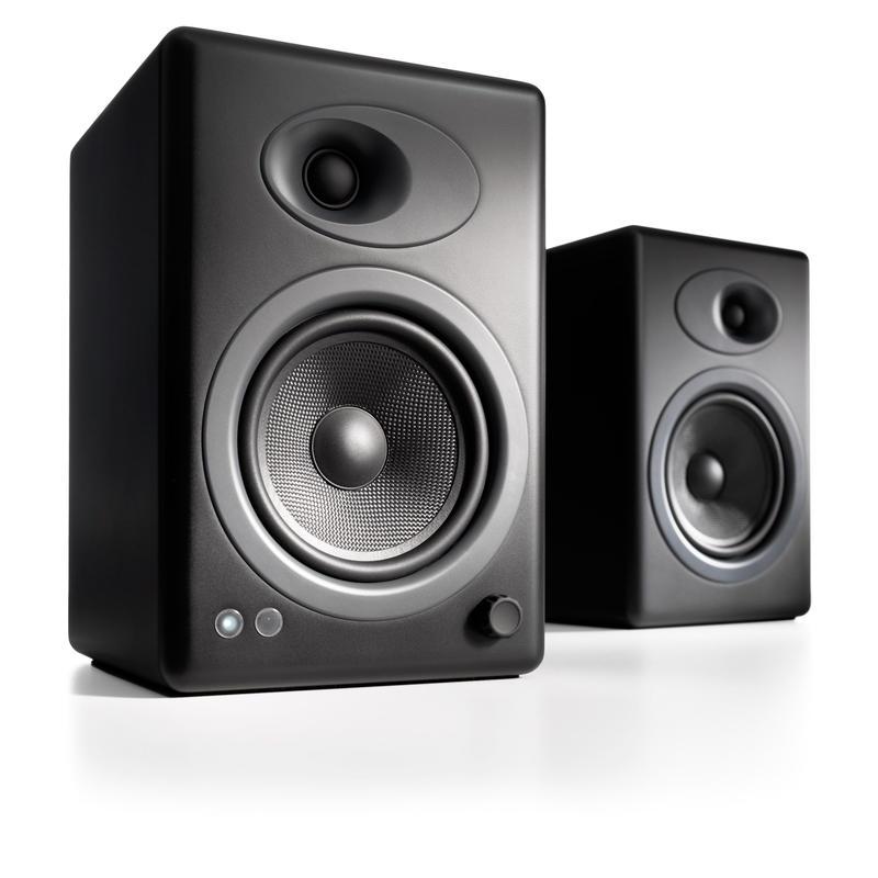 Audioengine・A5+ プレミアム・パワードスピーカー